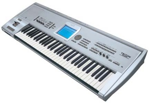 Product picture KORG Triton Samples -  All the Original Keyboard Sounds